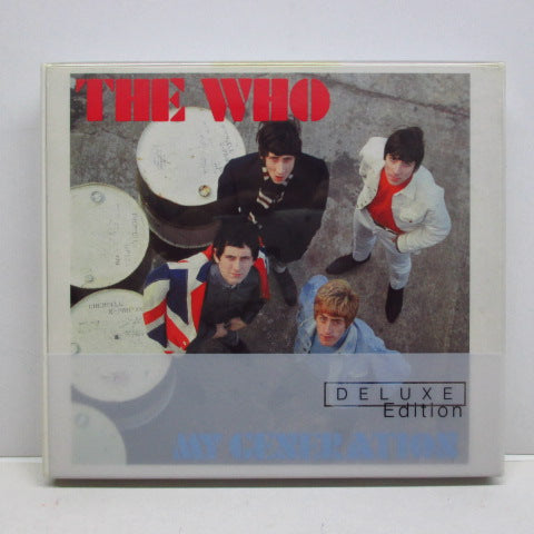 WHO - My Generation Deluxe Edition (US Re 2xCD)