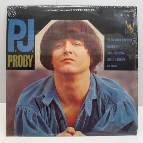 P.J.PROBY - P.J. Proby (2nd) (US Orig.LP)