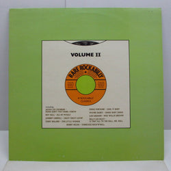 V.A. - Rare Rockabilly Vol.2 (UK Orig.Mono LP)