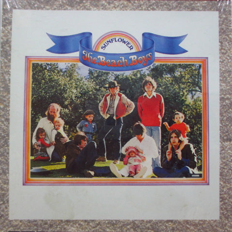 BEACH BOYS - Sunflower (US Re CD/Long Case)
