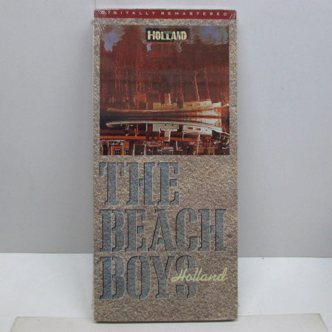 BEACH BOYS - Holland (US Re CD/Long Case)