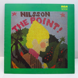 NILSSON - The Point ! (UK Orig+Booklet)