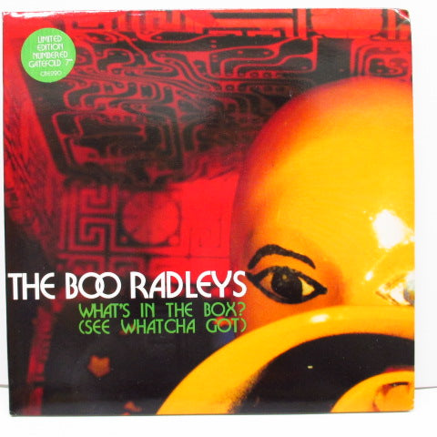 "BOO RADLEYS, THE - What's In The Box? - See Whatcha Got (UK Orig.7""+Stickered Numbered GS)"