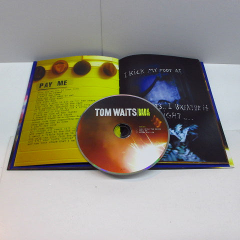TOM WAITS - Bad As Me (US Orig.2xCD+Booklet)