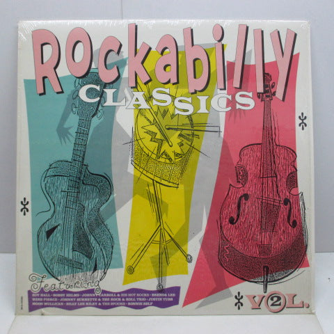 V.A. - Rockabilly Classics Vol.2 (US Orig.LP)