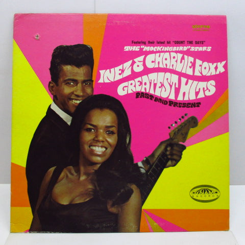 INEZ & CHARLIE FOXX - Greatest Hits (US Orig.Stereo LP)