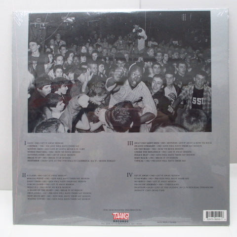 SSD (Society System Decontrol) - Power (US Orig.2xLP/GS)