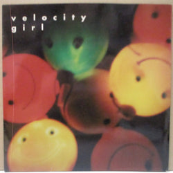 "VELOCITY GIRL - Crazy Town (US Ltd.White Vinyl 7"")"