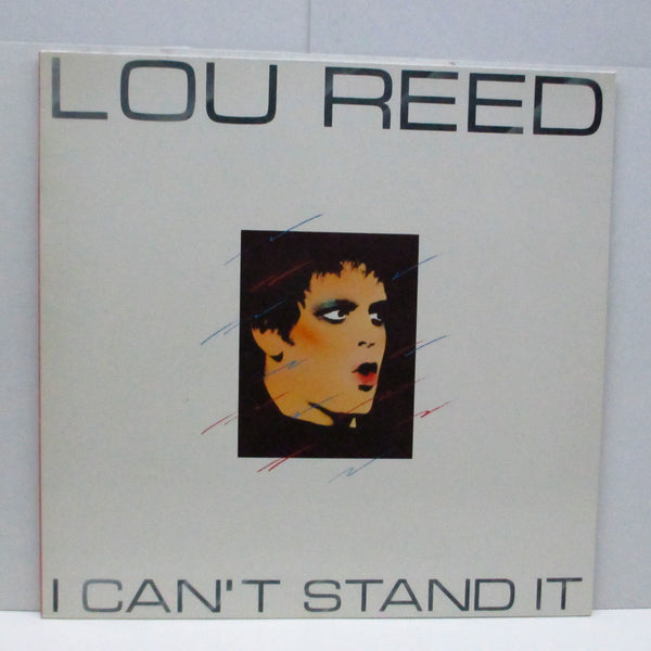 LOU REED - I Can't Stand It (EU Orig.LP)