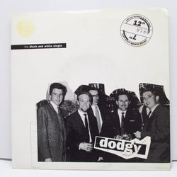 "DODGY - The Black And White Single (UK Ltd.White Vinyl 7""+Numbered PS)"