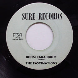 FASCINATIONS  - Doom Bada Doom (70's Reissue)