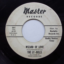 LY-DELLS - Wizard Of Love (Promo)