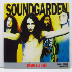 "SOUNDGARDEN - Hands All Over (OZ Orig.7"")"