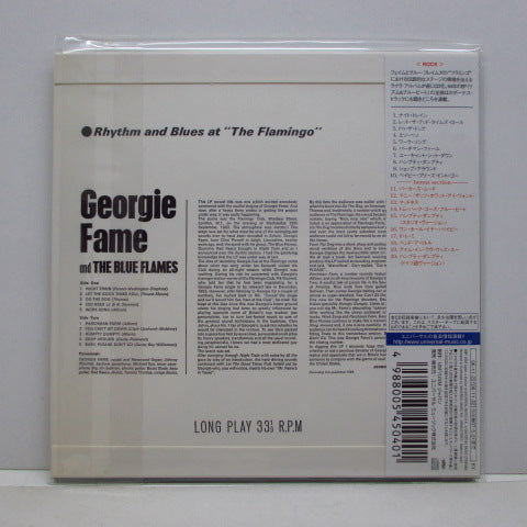 GEORGIE FAME - R&B At The Flamingo (Japan Ltd.Re CD/紙ジャケ)