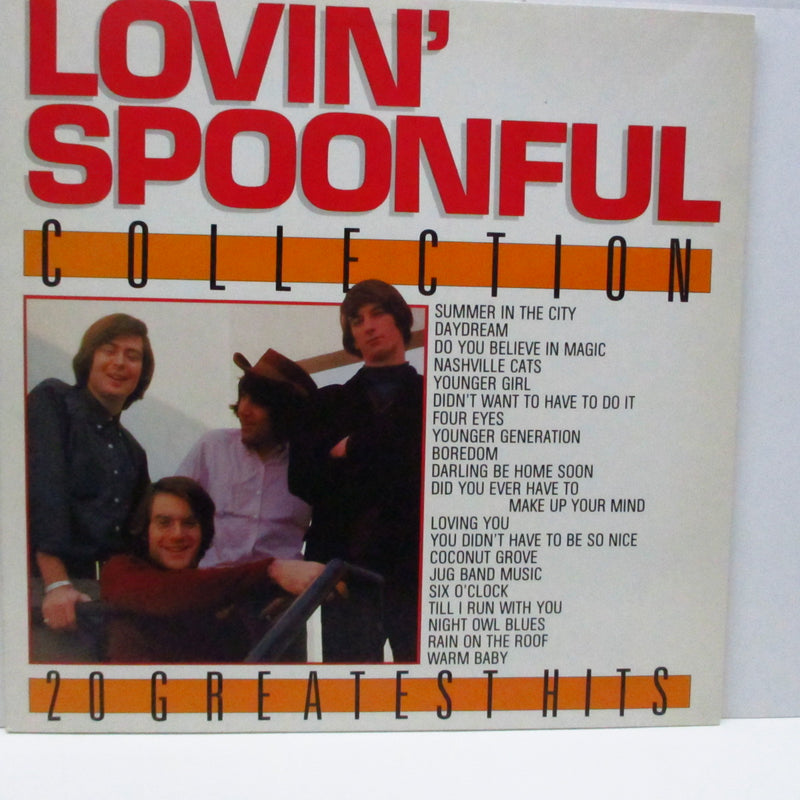 LOVIN' SPOONFUL - Collection (Dutch Orig.LP)