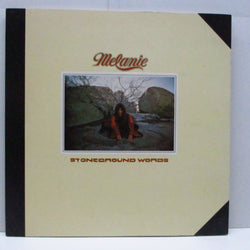 MELANIE - Stoneground Words (UK Orig.LP+Poster/GS)
