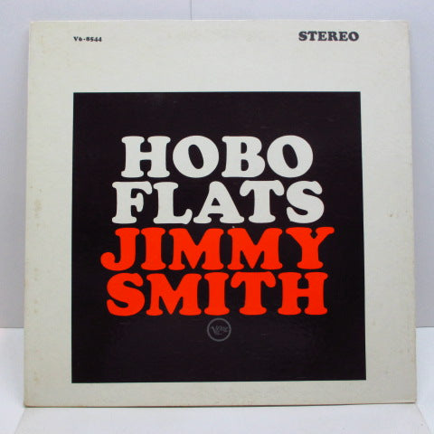 JIMMY SMITH - Hobo Flats (US Orig.Stereo LP)