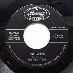PLATTERS - Enchanted (Orig)