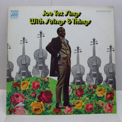 JOE TEX - With Strings & Things (US Orig.Stereo LP)
