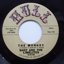 SHEP & THE LIMELITES - The Monkey (Orig)