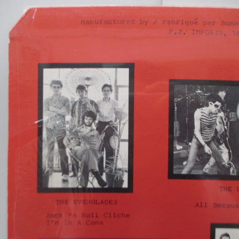 V.A. - The Last Pogo : And Now Live From Tronto (Canada Orig.LP)