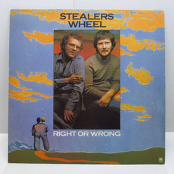 STEALERS WHEEL - Right Or Wrong (UK Orig.LP)