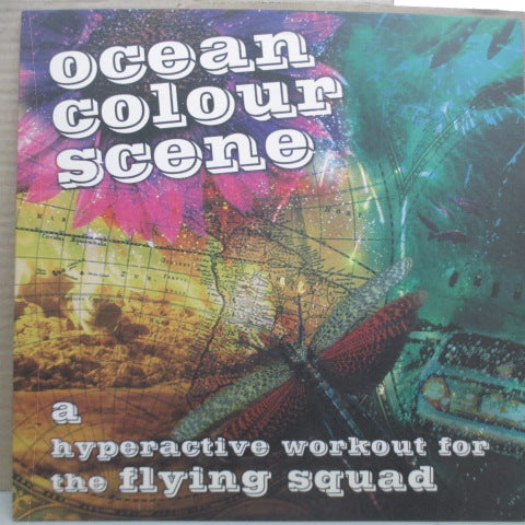 OCEAN COLOUR SCENE - A Hyperactive Workout For The Flying Squad (EU Orig.LP)