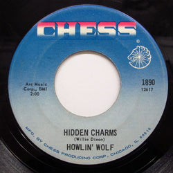 HOWLIN' WOLF - Hidden Charms (60's 2nd Press)