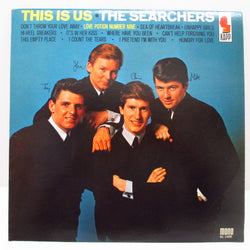 SEARCHERS - This is Us (US '64 2nd Press Mono LP)
