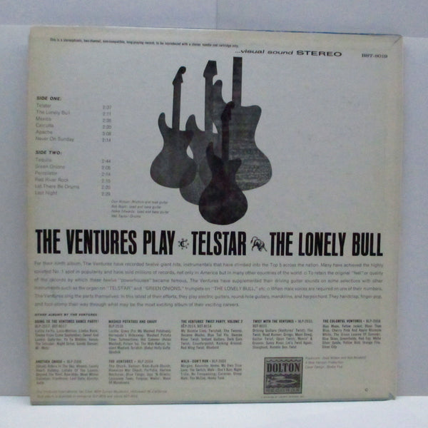 VENTURES - The Lonely Bull (US Orig.Stereo LP)