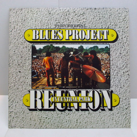 BLUES PROJECT - Reunion In Central Park (US:80's Re 1xLP)