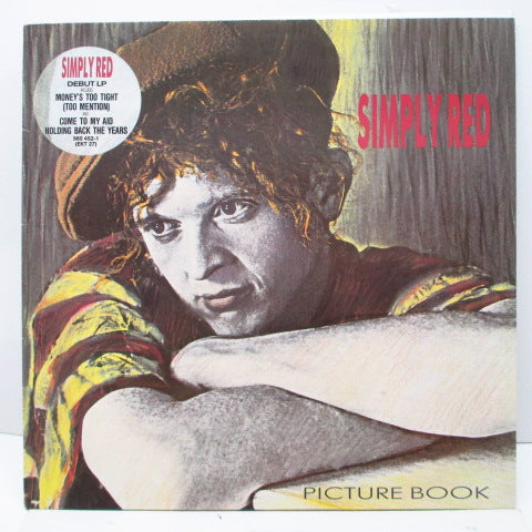 SIMPLY RED - Picure Book (UK/EU Orig.LP)