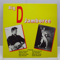 V.A. - Big D Jamboree (Sweden Orig.LP)