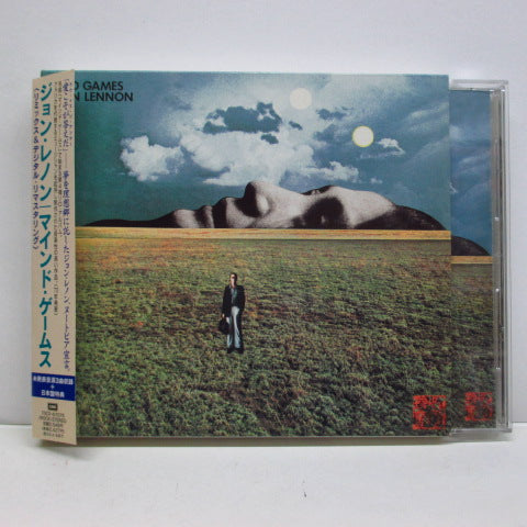 JOHN LENNON - Mind Games (Japan Ltd.Re CD/TOCP-67075)