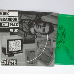 "KIRK BRANDON & THE PACK OF LIES (PACK, THE) - Brave New Soldiers (UK Orig.7"")"
