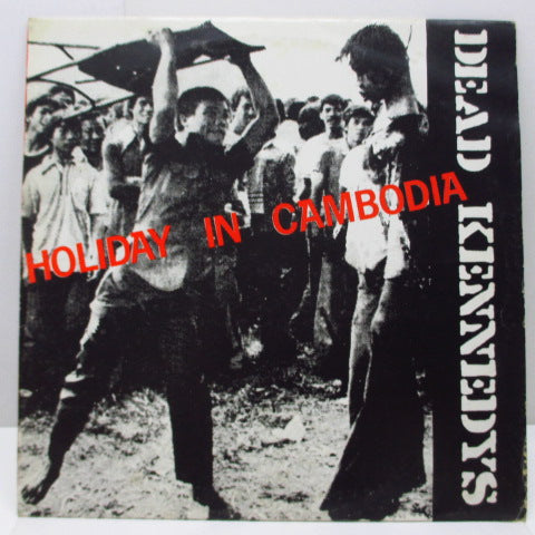 "DEAD KENNEDYS - Holiday In Cambodia (UK Orig.12"")"