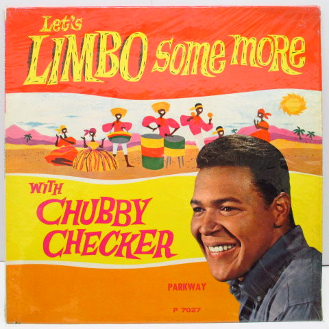 CHUBBY CHECKER - Let's Limbo Some More (US Orig.Mono LP)