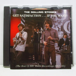ROLLING STONES - Get Satisfaction...If You Want! (EU Unofficial CD)