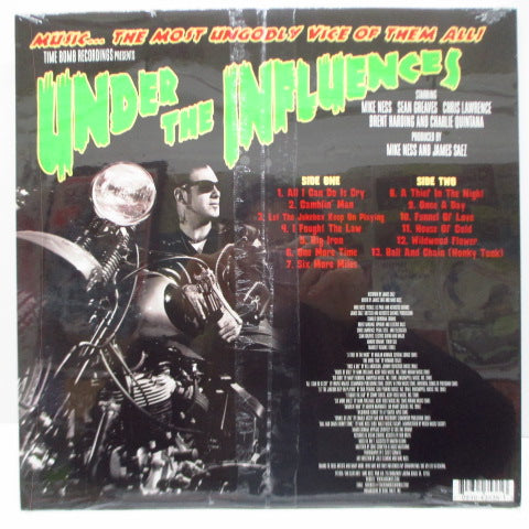MIKE NESS - Under The Influences (US Orig.LP)