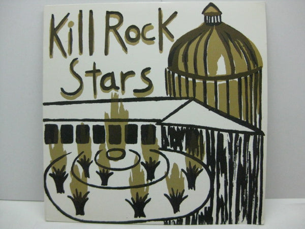 V.A. - Kill Rock Stars (US RE LP/Normal CVR)