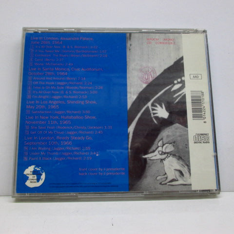 ROLLING STONES - Get Your Kicks (EU Unofficial CD)