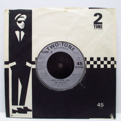 "SELECTER, THE - Missing Words (UK Re Silver Lbl.7""+CS)"