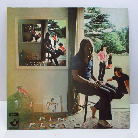 PINK FLOYD - Ummagumma (UK '69 3rd Press 2xLP/CGS)