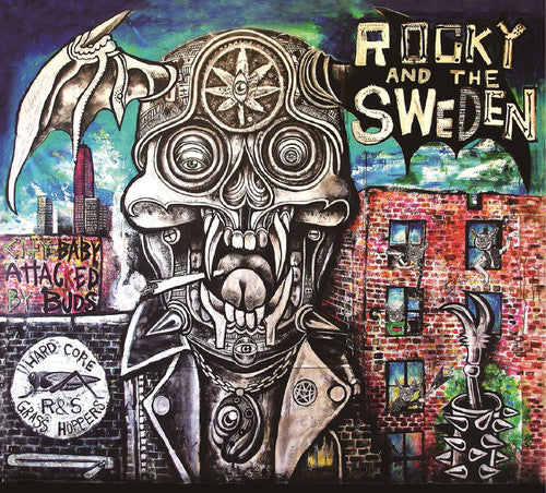 ROCKY & The SWEDEN - City Baby Attacked By Buds (CD/New)