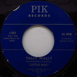 LITTLE NAT - Tally Wally / Do This Do That