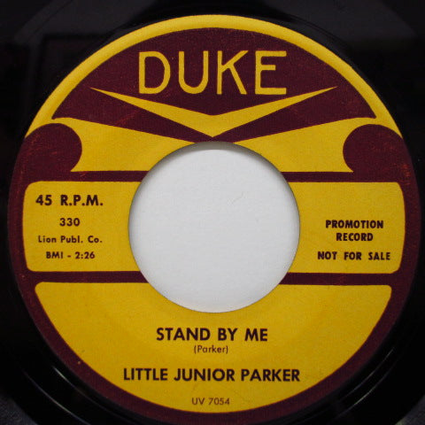 JUNIOR PARKER (Little Junior Parker) - I'll Forget About You (Promo)