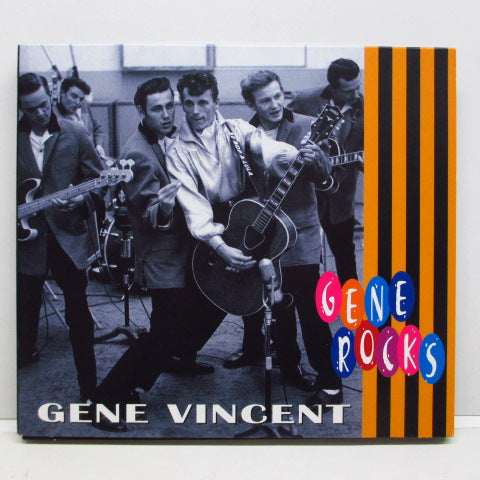 GENE VINCENT - Gene Rocks (German Digipack CD)