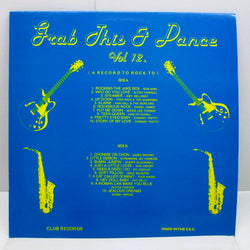 V.A. - Grab This & Dance Vol.12 (UK Orig.LP/黄ラベ)
