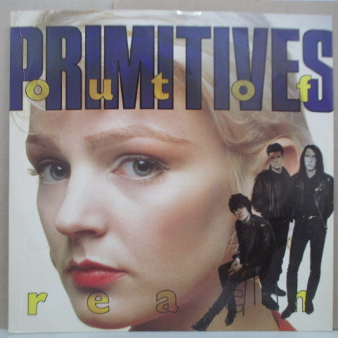 "PRIMITIVES, THE - Out Of Reach +3 (UK Orig.12""-EP)"