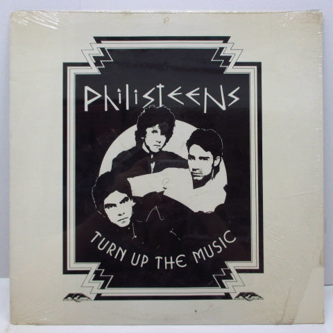 "PHILISTEENS (フィルスティーンズ)  - Turn Up The Music (US Orig.12"")"